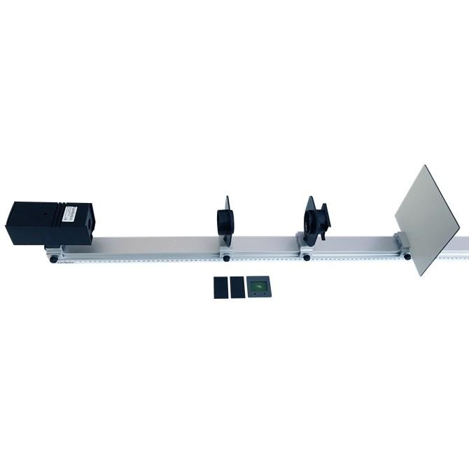 Optisk bänk - grundsats