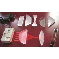 Bordsoptik med laser
