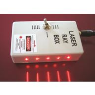 Laserstrålbox Bordsoptik