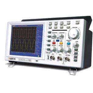 Oscilloskop Digitalt