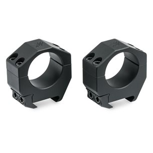 Vortex Precision Matched X-tra Höga 30mm ringar (36.8mm)