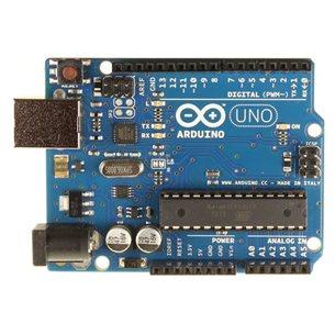 Arduino Uno Rev.3 utvecklingskort