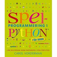 Spelprogrammering i Python