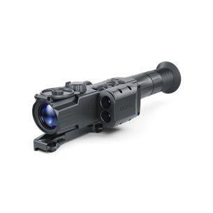 Pulsar Digisight Ultra N455 LRF digitalt mörkersikte, Weaver SQD snabbmontage