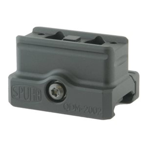 Spuhr Aimpoint T-2 Mount Absolute 38mm/1.5 inch QD