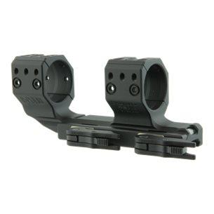 Spuhr QDP-4016 QD Cantilever Scope Mount 34mm, H38mm, 0 MIL
