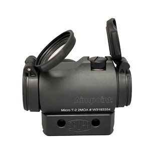 Spuhr SM-1900 mount fitting Aimpoint Micro T1/T2, 22mm