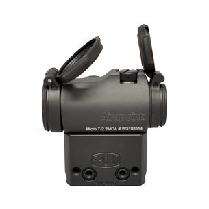 SPUHR SM-2007 mount fitting Aimpoint Micro T1/T2, 39mm