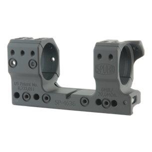 Spuhr SP-4636 Scope Mount 34mm, H34mm, 6 MIL