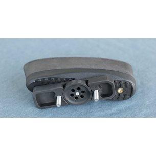 KRG Tool-less Buttpad Height Mechanism - Polymer