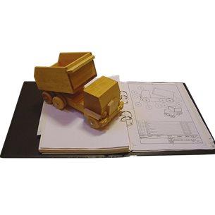 Designprojekt till 3D-CAD