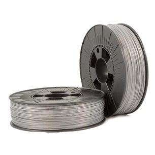 3D-skrivare - filament PLA 1,75 mm silver