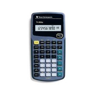 Texas miniräknare TI30xa