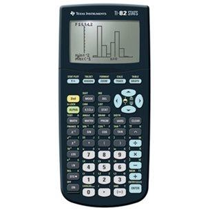 Texas Grafräknare - TI82 STATS