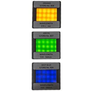 Smalbandsfilter - Plancks Konstant