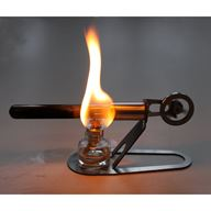 Stirlingmotor glas