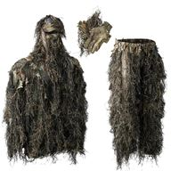 Sneaky Ghillie Pull-over Set w. Gloves Innovation GH