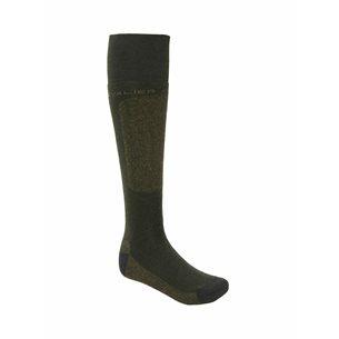 High Boot Socka, Mörk grön stl 37/39
