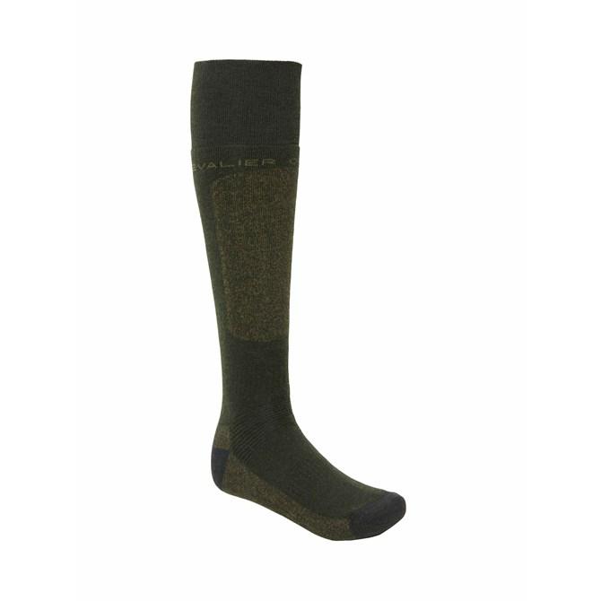 High Boot Socka, Mörk grön