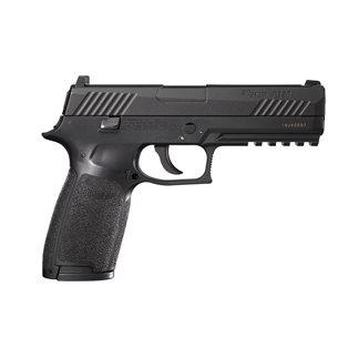 Sig Sauer P320 ASP 4,5 mm, Black, Kolsyrepistol