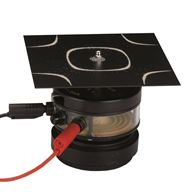 Vibrator - Chladniplatta kvadratisk