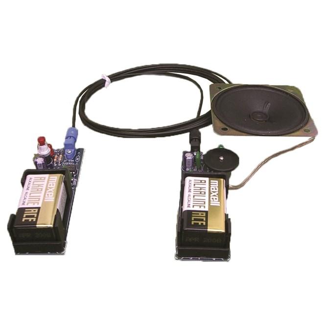 Talöverföring med optisk fiber