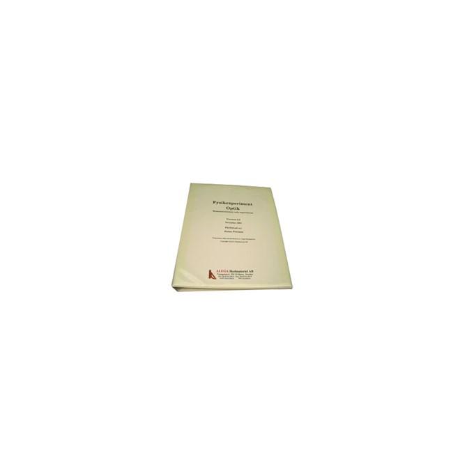 Fysikexperiment Optik - Pärm Plus CD