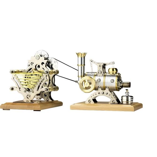 Stirlingmodell - Böhm - kombipaket