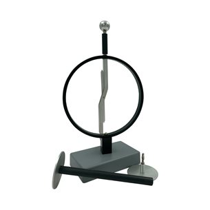 Elektroskop - med ring