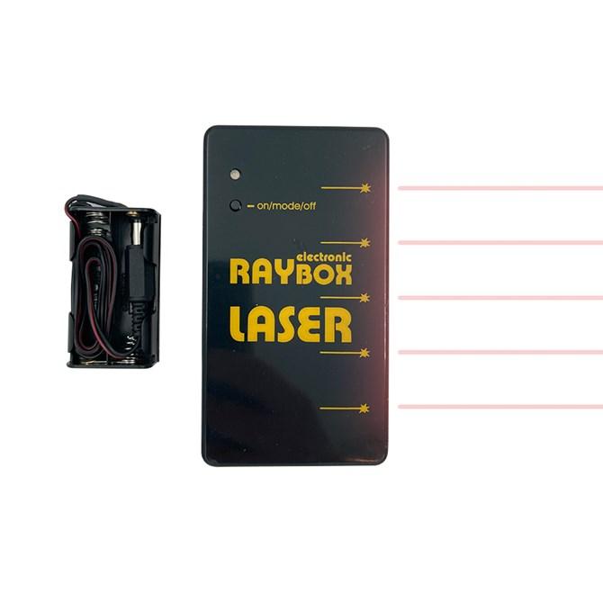 Laserstrålbox Elektronik - 5 strålar