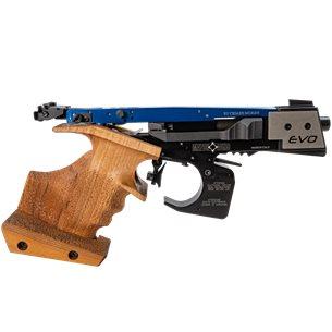Matchgun MG2E pistol 22lr elektronisk avfyrning