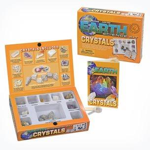 Utforskarkit-kristaller