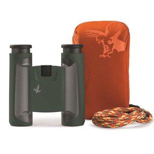 Swarovski CL Pocket G2 10x25 Grön med Mountain väska
