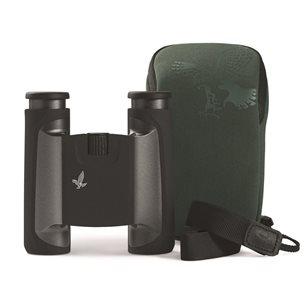 Swarovski CL Pocket G2 10x25 Antracit med Wild Nature väska
