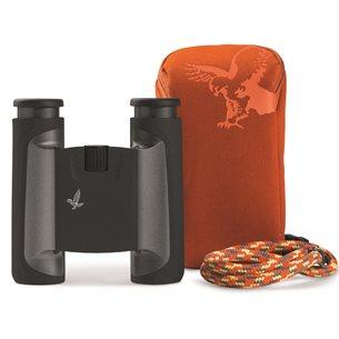 Swarovski CL Pocket G2 10x25 Antracit med Mountain väska