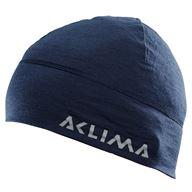 Aclima LightWool Beanie Navy Blazer