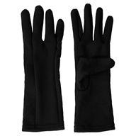 Aclima HotWool Liner Gloves Jet Black