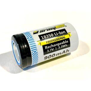 ArmyTek 18350 Li-Ion 900mAh Laddningsbart 123 batteri