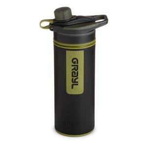 Grayl GeoPress Purifier Vattenreningsflaska 710 ml Camo Black