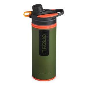 Grayl GeoPress Purifier Vattenreningsflaska 710 ml Oasis Green