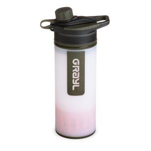 Grayl GeoPress Purifier Vattenreningsflaska 710 ml Alpine White