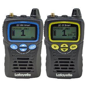 Lafayette Smart 31 och 155 MHz, Jaktpaket