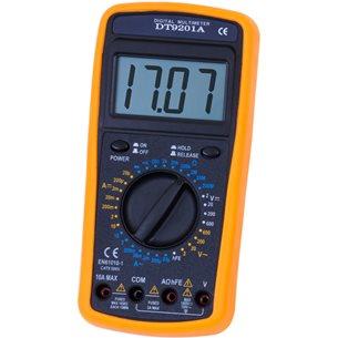 Digital multimeter E