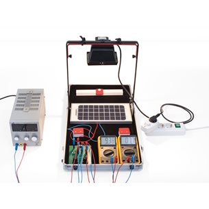 Photovoltaic Systems - Experimentpaket 3B Scientific