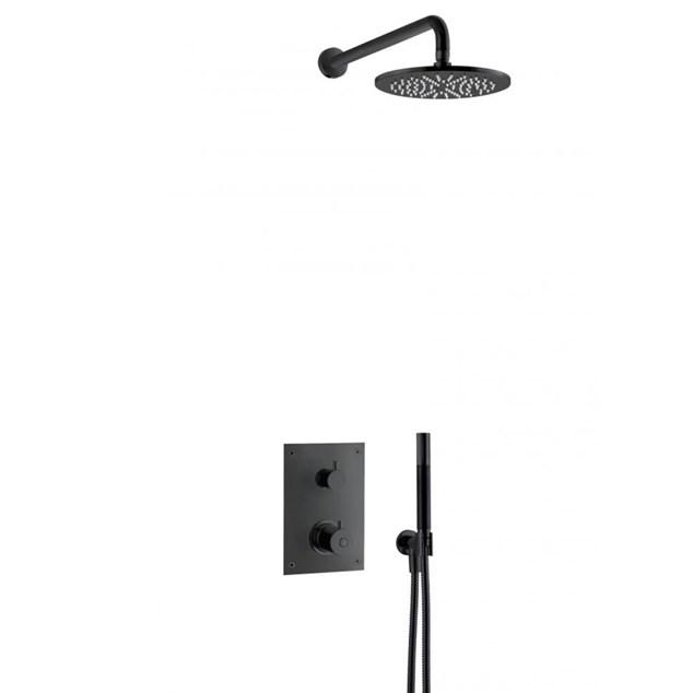 Loftbrusesæt Tapwell BOX7268 Edition 2 Mat Sort