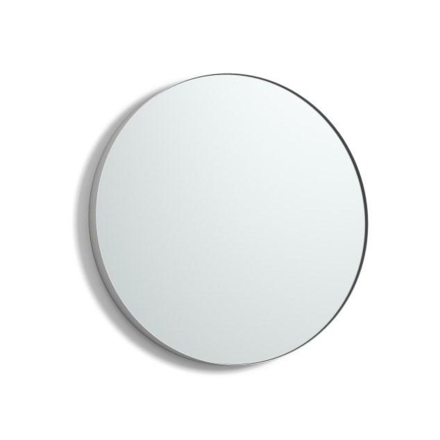 Smedbo Svea Rund Spejl 60 Hvid