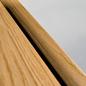 Kährs Massiv Afslutningsliste 38x22 MM till 14-20 MM inkl underlag - Ask Sandvig/Falsterbo/Skagen/Mariehamn/Ceriale matlak