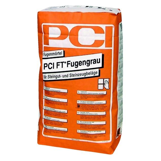PCI Fuge FT Fugengrau Silvergrå 25 kg