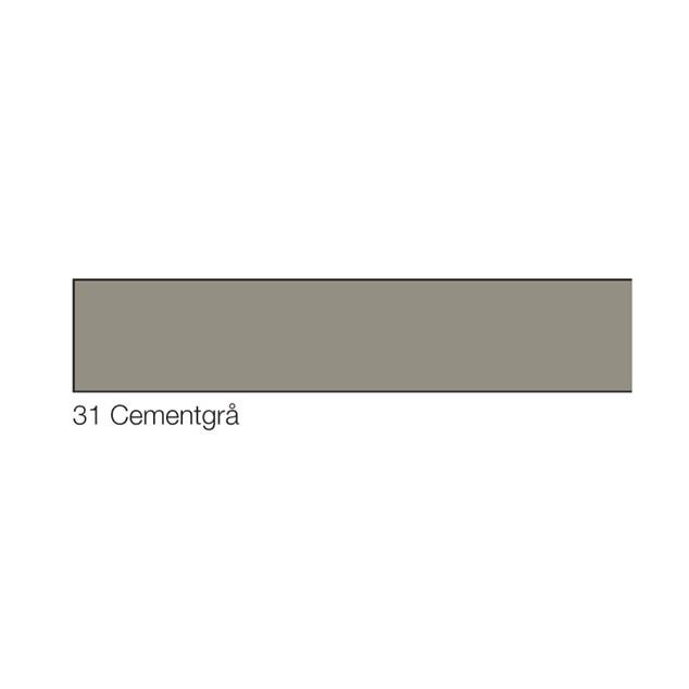 PCI Fug Nanofug cementgrå Nr. 31 15 kg