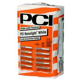 PCI Fix Fliseklæber Nanolight Hvid 15 kg